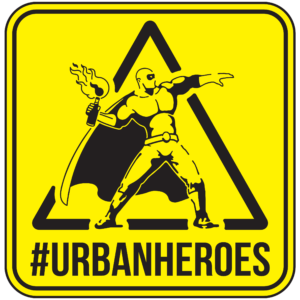 #URBANHEROES